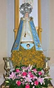 Santuario de la Virgen de la Aliaga (Cortes de Aragón)