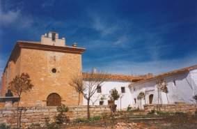 Santuario de la Virgen de la Carrasca (Blancas)