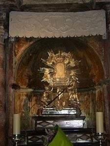 Santuario de la Virgen de la Cueva Santa (Albentosa)