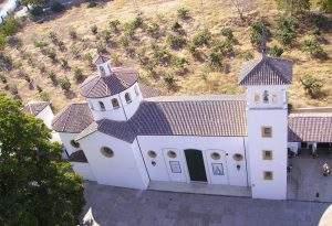 Santuario de la Virgen de la Fuensanta (Alcaudete)