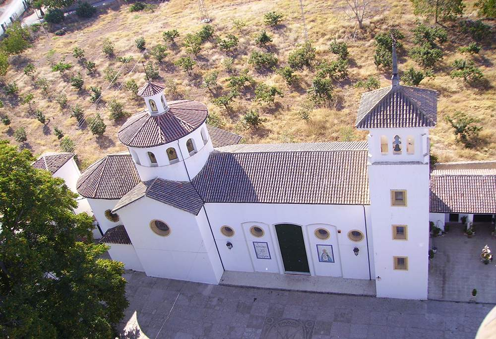 santuario de la virgen de la fuensanta alcaudete 1