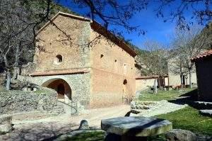 Santuario de la Virgen de la Fuensanta (Villel)