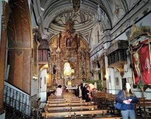 Santuario de la Virgen de la Paz (Ronda)