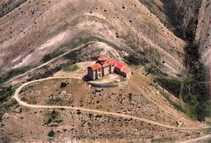 Santuario de la Virgen de la Silla (Fonfría)