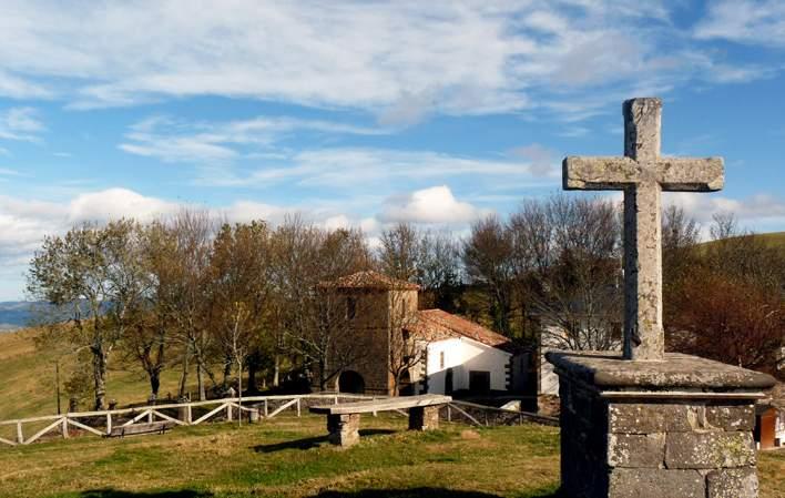 santuario de la virgen del acebo cangas del narcea