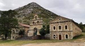 Santuario de la Virgen del Brezo (Villafría de la Peña)
