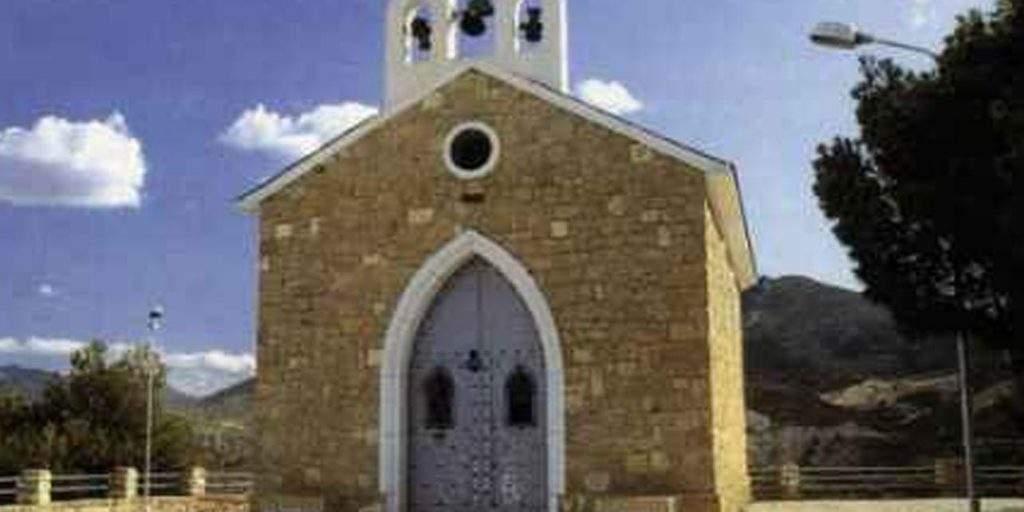santuario de la virgen del buen suceso cieza 1