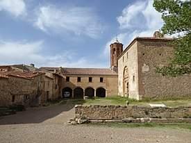 Santuario de la Virgen del Campo (Camarillas)