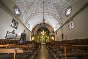 Santuario de la Virgen del Castañar (Padres Teatinos) (Béjar)