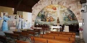 Santuario de la Virgen del Llano (Aguilar de Campoo)