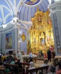 Santuario de la Virgen del Molino (Santa Eulalia del Campo)