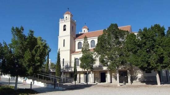 santuario de la virgen del pilar benejuzar