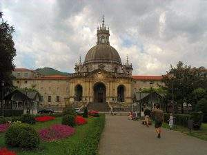 Santuario de Loiola / Loiolako Santutegia (Loiola)