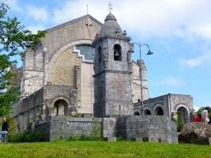 Santuario de los Santos Antonios Abad y de Padua (Urquiola) (Abadiño)