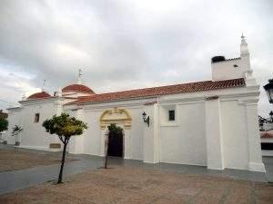 Santuario de los Santos Fabián y Sebastián (Martín del Río)