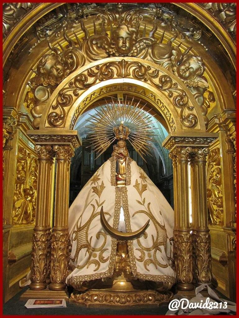 santuario de nuestra senora bien aparecida trinitarios marron