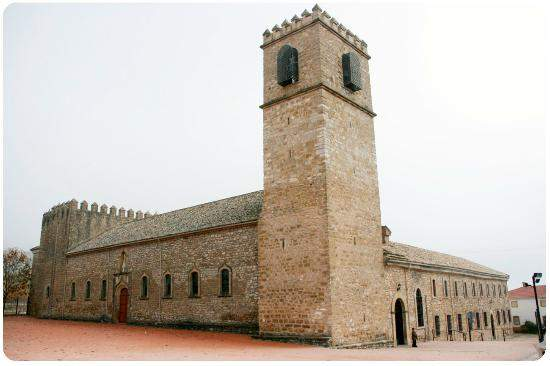 santuario de nuestra senora de la fuensanta villanueva del arzobispo