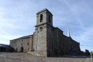 Santuario de Nuestra Señora de la Peña de Francia (Dominicos) (El Cabaco)