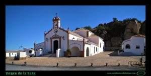Santuario de Nuestra Señora de la Peña (Puebla de Guzmán)