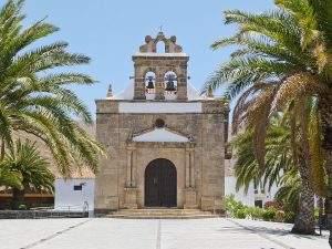 Santuario de Nuestra Señora de La Peña (Vega de Río Palmas) (Betancuria)