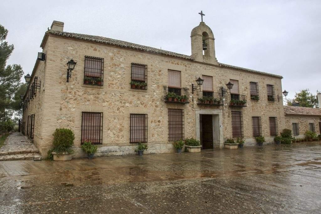 santuario de nuestra senora de las cruces torralba de calatrava