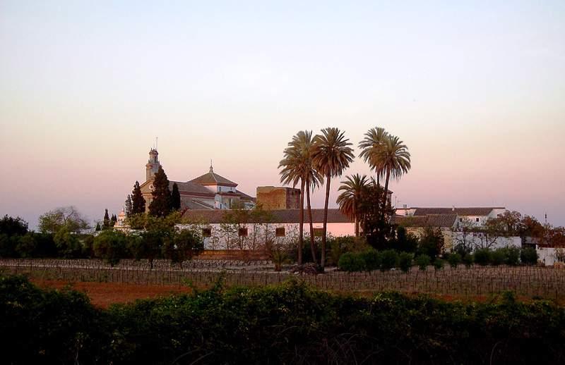 santuario de nuestra senora de loreto espartinas 1