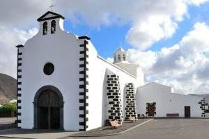 Santuario de Nuestra Señora de los Dolores (Tinajo)