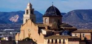 Santuario de Nuestra Señora de Orito y San Pascual (Monforte del Cid)