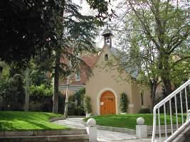 Santuario de Nuestra Señora de Schoenstatt (Cabañas Raras)