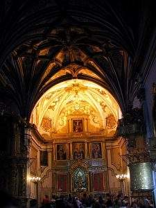 Santuario de Nuestra Señora de Tejeda (Garaballa)