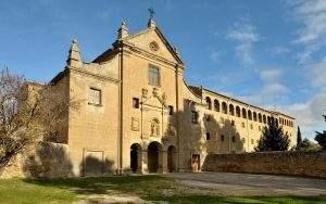 Santuario de Nuestra Señora de Valentuñana (Agustinos Recoletos) (Sos del Rey Católico)