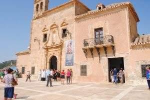 Santuario de Nuestra Señora del Buen Retiro de los Desamparados del Saliente (Albox)