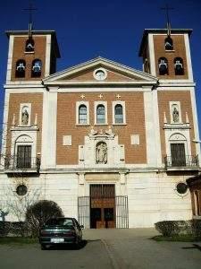 Santuario de Nuestra Señora del Carmen (Extramuros) (Valladolid)