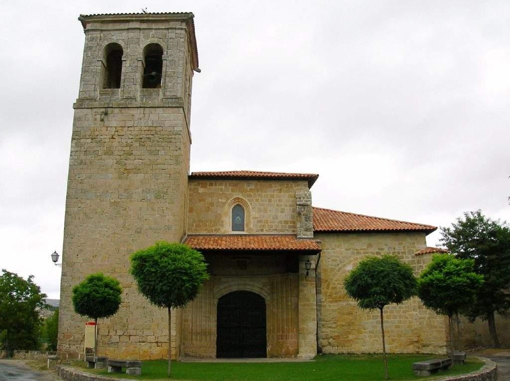 santuario de nuestra senora del rosario medina de pomar