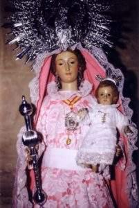Santuario de Nuestra Señora del Rosel (La Yedra)