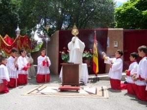 Santuario de Nuestra Señora del Sagrado Corazón (Colegio Veracruz) (Galapagar)