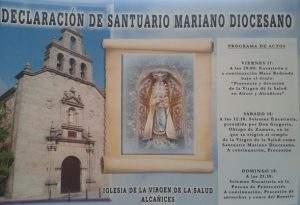 Santuario de Nuestra Señora la Virgen de la Salud (Alcañices)