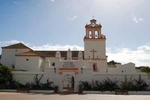 Santuario de Nuestra Señora Reina de los Ángeles (Jimena de la Frontera)