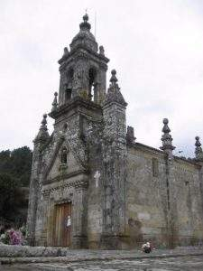 Santuario de San Bieito de Rabiño (Cortegada)