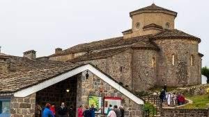 Santuario de San Miguel in Excelsis (Uharte-Arakil)