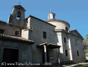 Santuario de San Pedro de Alcántara (Franciscanos) (Arenas de San Pedro)