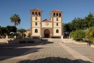 Santuario de San Sebastián (La Caleta) (Adeje)