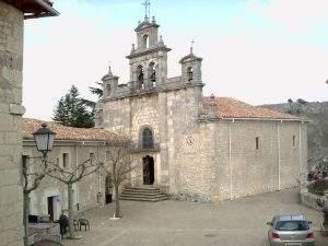 Santuario de Santa Casilda (Salinillas de Bureba)