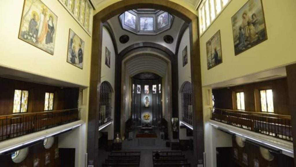 santuario de santa gema galgani padres pasionistas madrid