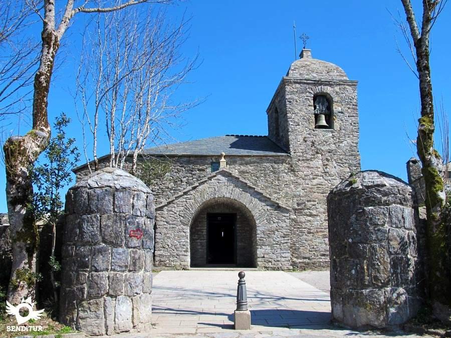 santuario de santa maria a real franciscanos pedrafita do cebreiro