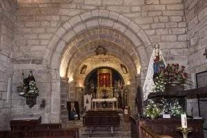 Santuario de Santa Maria da Franqueira (A Cañiza)