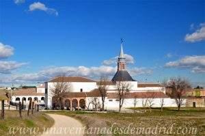 Santuario de Santa María de la Cruz (Cubas de la Sagra)