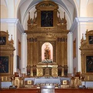 Santuario del Carmen (Padres Carmelitas) (Calahorra)