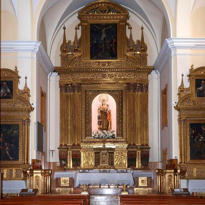 santuario del carmen padres carmelitas calahorra 1