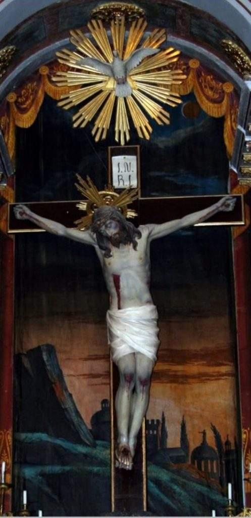 santuario del cristo de la vega albarracin